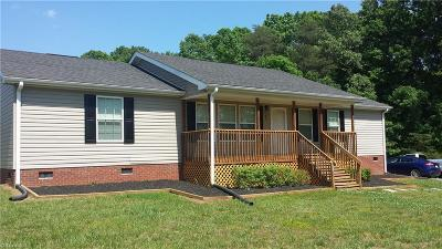 Caswell County Single Family Home For Sale: 195 Pond View Lane