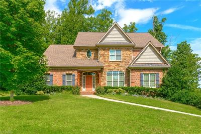 Winston Salem Single Family Home For Sale: 2820 Creekfield Way