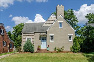 Single Family Home For Sale: 906 N Rotary Drive