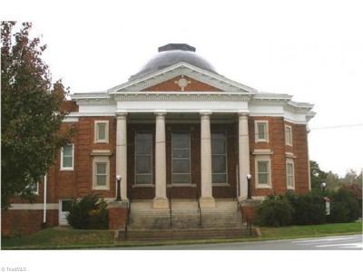 Burlington NC Commercial For Sale: $2,200,000