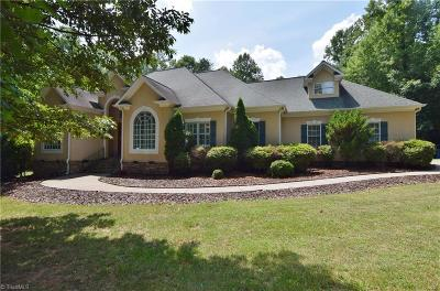 Summerfield Single Family Home For Sale: 7901 Hoskins Ridge Drive