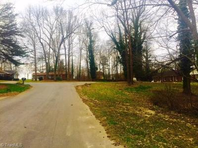 Guilford County Residential Lots & Land For Sale: 3920 Hickory Tree Lane