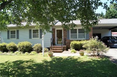 Pfafftown Single Family Home For Sale: 6676 Reynolda Road