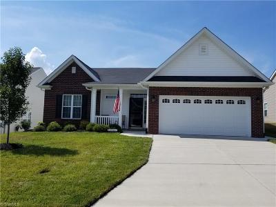 Kernersville Single Family Home For Sale: 4960 Long Grove Drive