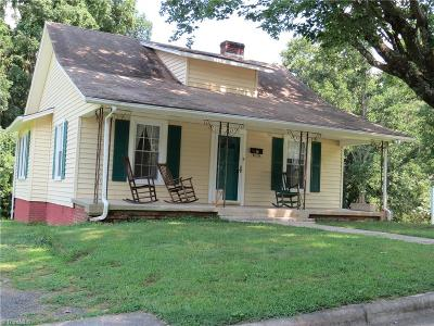Reidsville Single Family Home For Sale: 901 Norman Street