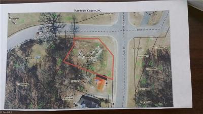 Asheboro Residential Lots & Land For Sale: Loach Street