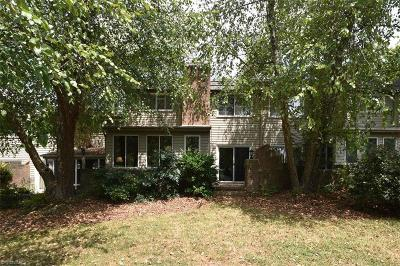 Alamance County Condo/Townhouse For Sale: 2216 Hickory Run