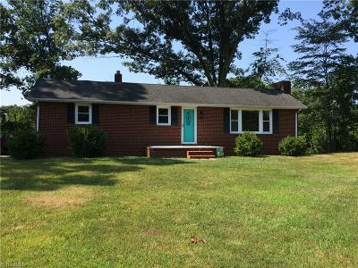Stoneville Single Family Home For Sale: 820 Anglin Mill Road