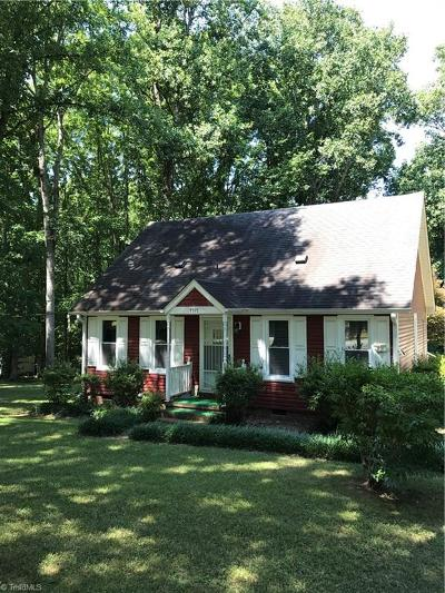 Summerfield Single Family Home For Sale: 7517 Everson Road