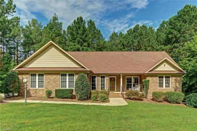 Reidsville Single Family Home For Sale: 200 Briar Path