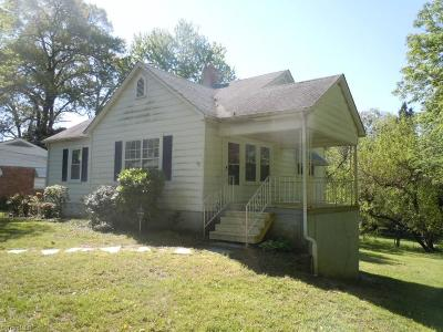 High Point Single Family Home For Sale: 1540 Beaucrest Avenue