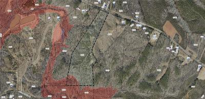 Madison Residential Lots & Land For Sale: 21.26 Ac Danbury Bridge Road
