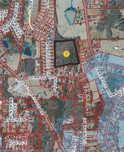 Alamance County Residential Lots & Land For Sale: Lakeside Avenue