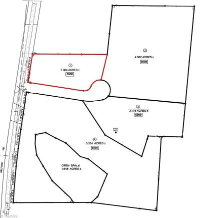 Guilford County Residential Lots & Land For Sale: Lot 1 Colleen Court