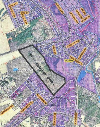 Alamance County Residential Lots & Land For Sale: Rogers Road