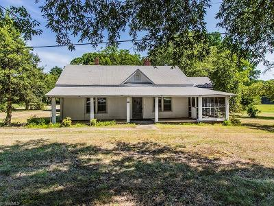 High Point Single Family Home For Sale: 908 Gallimore Dairy Road