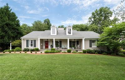 Greensboro Single Family Home For Sale: 1905 Pembroke Road