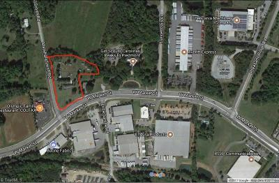Guilford County Commercial Lots & Land For Sale: 8836 W Market Street