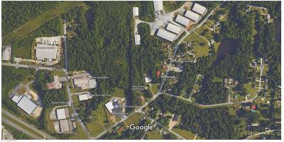 Guilford County Commercial Lots & Land For Sale: 1705 Baker Road