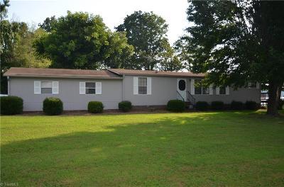 Salisbury NC Manufactured Home For Sale: $199,900