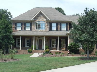 Greensboro Single Family Home For Sale: 7903 Goldeneye Court