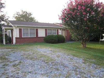 Kernersville Single Family Home For Sale: 2080 Nc Highway 66 S