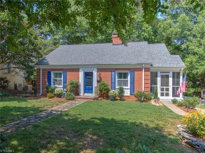 Guilford County Single Family Home For Sale: 309 N Elam Avenue