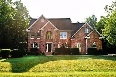 Greensboro Single Family Home For Sale: 6096 Old Brickstore Road