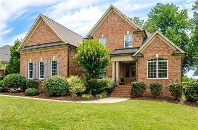 Guilford County Single Family Home For Sale: 930 Golf House Road W