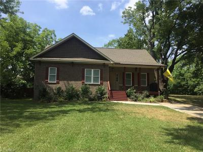 Alamance County Single Family Home For Sale: 111 Florence Street