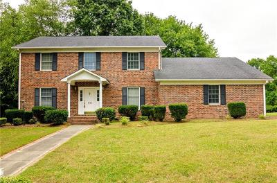 Single Family Home For Sale: 1101 Shalimar Court