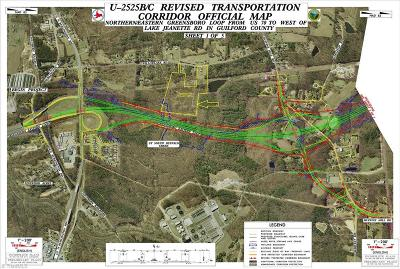 Guilford County Commercial Lots & Land For Sale: 260 Willowlake Road