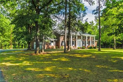 Alamance County Single Family Home For Sale: 2278 Huffman Mill Road