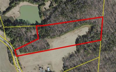 Guilford County Residential Lots & Land For Sale: 4738 R3 Kanora Drive