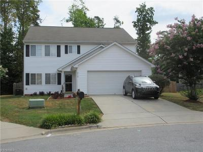 Browns Summit Single Family Home For Sale: 5710 Yachtsman Court