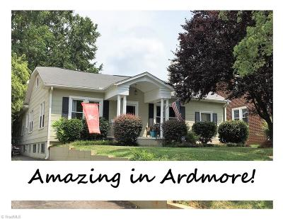 Ardmore Single Family Home For Sale: 2311 Elizabeth Avenue
