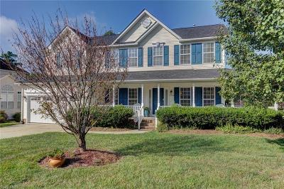Guilford County Single Family Home For Sale: 2204 McLaughlin Drive