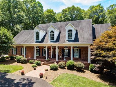 Pfafftown NC Single Family Home For Sale: $549,750
