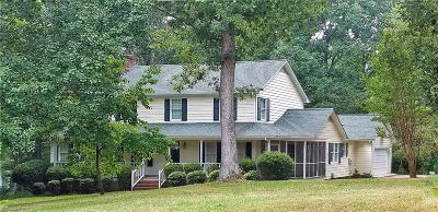 Stoneville Single Family Home For Sale: 196 Saint Andrews Drive