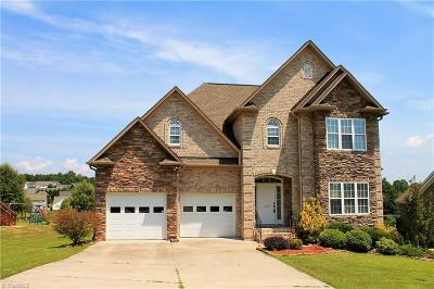 Clemmons Single Family Home For Sale: 6679 Ridge Run Court