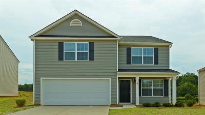 McLeansville Single Family Home For Sale: 102 Birch Creek Road #90