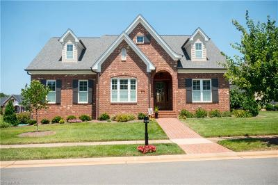 Winston Salem Single Family Home For Sale: 5150 Palmerston Lane