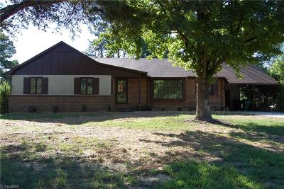 Jamestown Single Family Home For Sale: 3216 Dillon Road