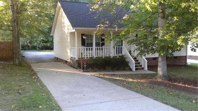 Thomasville NC Single Family Home For Sale: $108,500