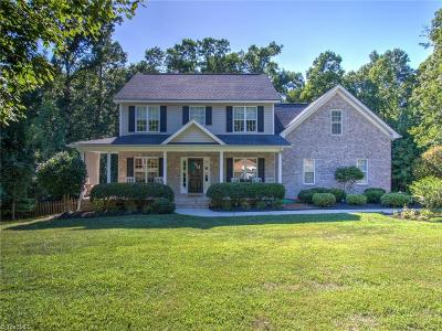 Browns Summit Single Family Home For Sale: 8117 Kelly Oak Drive