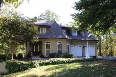 Mocksville Single Family Home For Sale: 234 Deerfield Drive