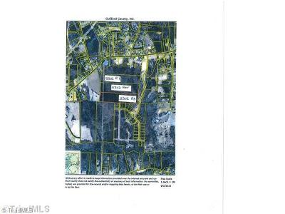 Guilford County Residential Lots & Land For Sale: 3302 Oak Ridge Road