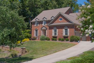 High Point Single Family Home For Sale: 2703 Swan Lake Drive