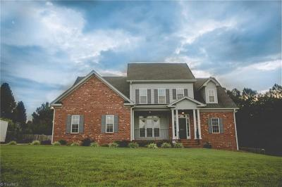 Reidsville Single Family Home For Sale: 240 Lakewalk Drive