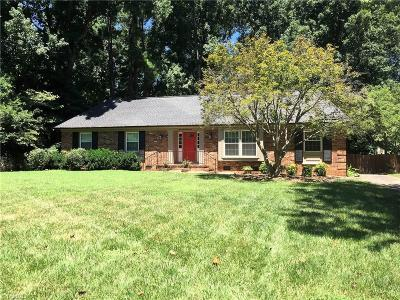 Charlotte Single Family Home For Sale: 3831 Ashton Drive
